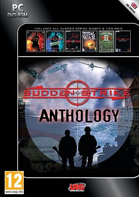 Sudden Strike Anthology (UK)