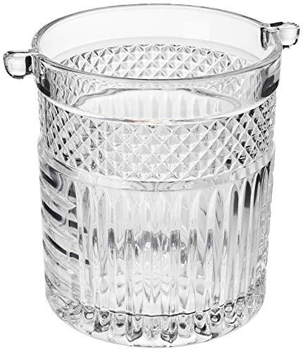 Balde P/gelo De Cristal Santorini 1l Lyor Transparente