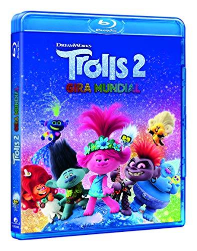 Trolls 2: Gira mundial (BD) [Blu-ray]