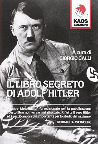 Il libro segreto di Adolf Hitler