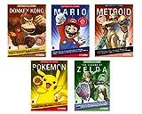 Coleção Nintendo All-Stars (5 Volumes)