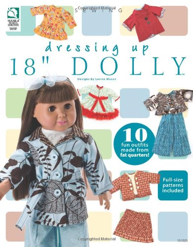 """Dressing Up 18"""" Dolly"""