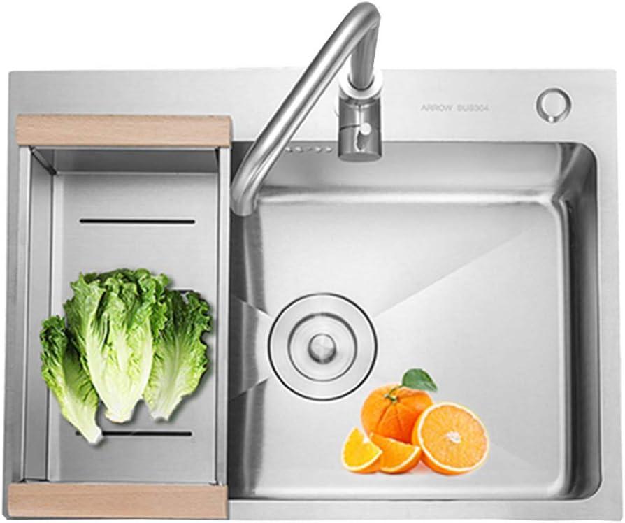 Kitchen Sinks 5 popular Reversible Sink Inset Super-cheap Household