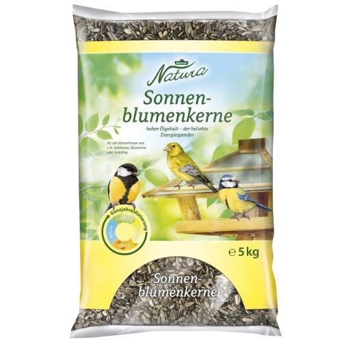 Dehner Natura Sac de graines de Tournesol 5 kg