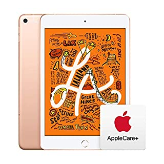 Apple iPad Mini (Wi-Fi + Cellular, 256GB) - Gold with AppleCare+ Bundle (B085WSFP5F)   Amazon price tracker / tracking, Amazon price history charts, Amazon price watches, Amazon price drop alerts