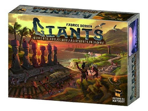 Asmodee Editions du Matagot 200525 - Giants