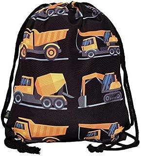 - impresa por ambos lados con motivos de cactus negro Bolsa de gimnasia para mujeres y ni/ñas en algod/ón mochila viajes y deportes bolsa de depo para uso diario adecuada como bolsa de gimnasia