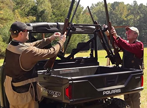 Review Of Polaris Ranger EV/ION 2016 Sporting Clays UTV Gun Rack for Your Cargo Bed