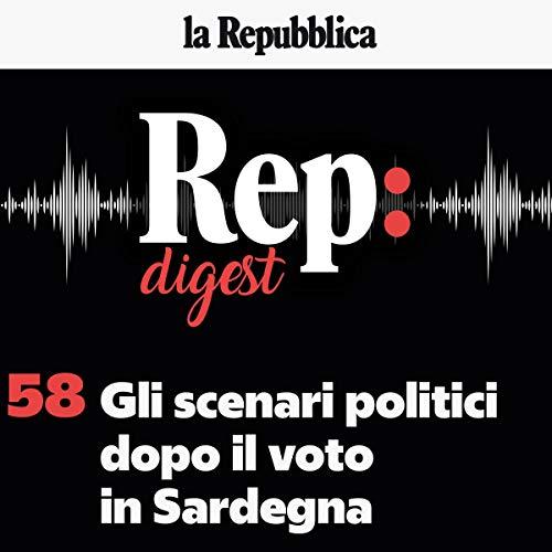 Gli scenari politici dopo il voto in Sardegna copertina