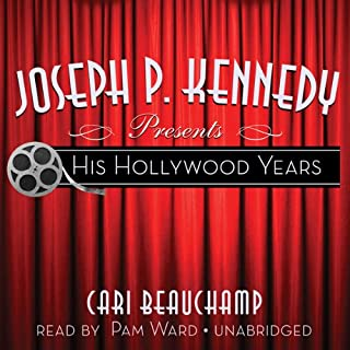 Joseph P. Kennedy Presents audiobook cover art