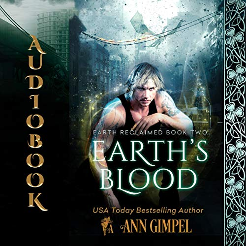Earth's Blood  audiobook cover art