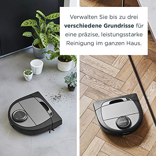 Neato Robotics Botvac D7 Connected – Premium Saugroboter mit Ladestation - 7