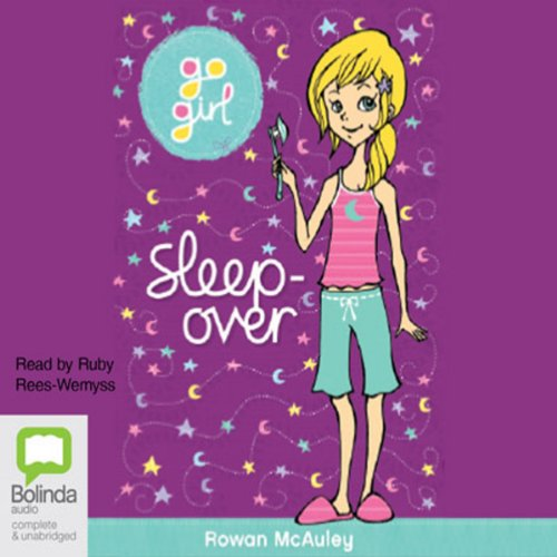 Sleep Over audiobook cover art