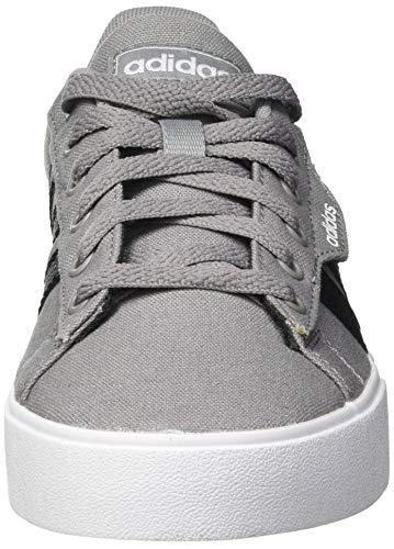 adidas Daily 3.0 K, Zapatillas de Deporte, GRIPAL/NEGBÁS/FTWBLA, 34 EU
