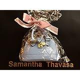 Samantha Thavasa サマンサタバサ * ミニバッグチャーム ミニミニアゼル レディアゼル ブルー