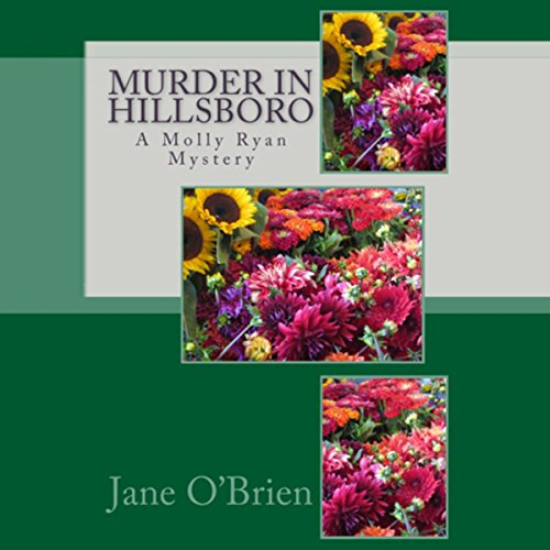 Murder in Hillsboro audiobook cover art