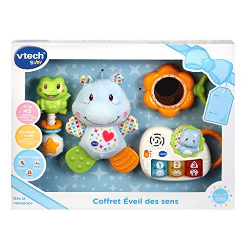 VTech - Coffret naissance - Eveil des sens - Cadeau de naiss