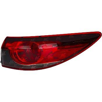TYC 11-6408-00-1 Mazda 6 Replacement Tail Lamp