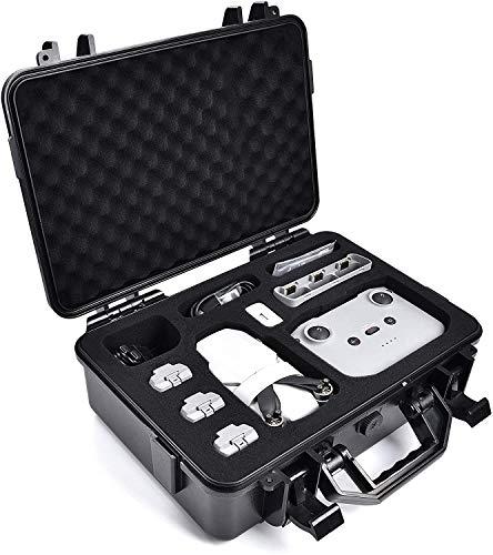 STARTRC Mini 2 Custodia Rigida Impermeabile Compatibile con DJI Mini 2 Fly Altri Accessori Combo