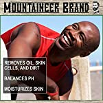 Mountaineer Brand Bald Head Care - Exfoliate - Men's All Natural Head and Face Scrub 4 oz. 3