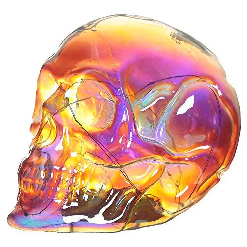 Totenkopf LED, Totenschädel Licht Deko, skull light led, Crâne LED, Luz cráneo led