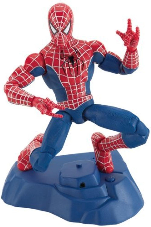 tiendas minoristas Spider-Man 3 3 3  Interactive Spider-Man Figura with Room Guard Feature 9 by súpertechnology  salida de fábrica
