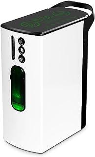 MEI XU Oxygen Concentrator - Portable Medical Oxygen Concentrator Generator Atomizing Output Oxygen Machine 1-5L/Min Home ...