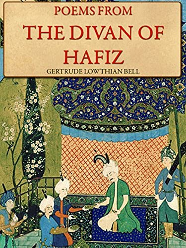 Poems from the Divan of Hafiz illustrated (English Edition)