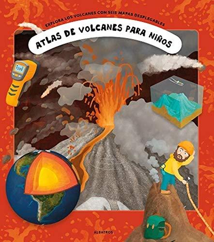 Atlas de volvanes para niños