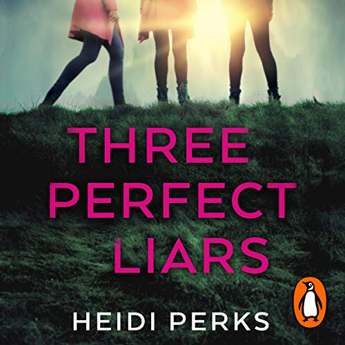 『Three Perfect Liars』のカバーアート