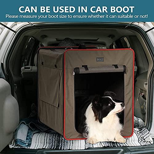 Soft Dog Care Crate