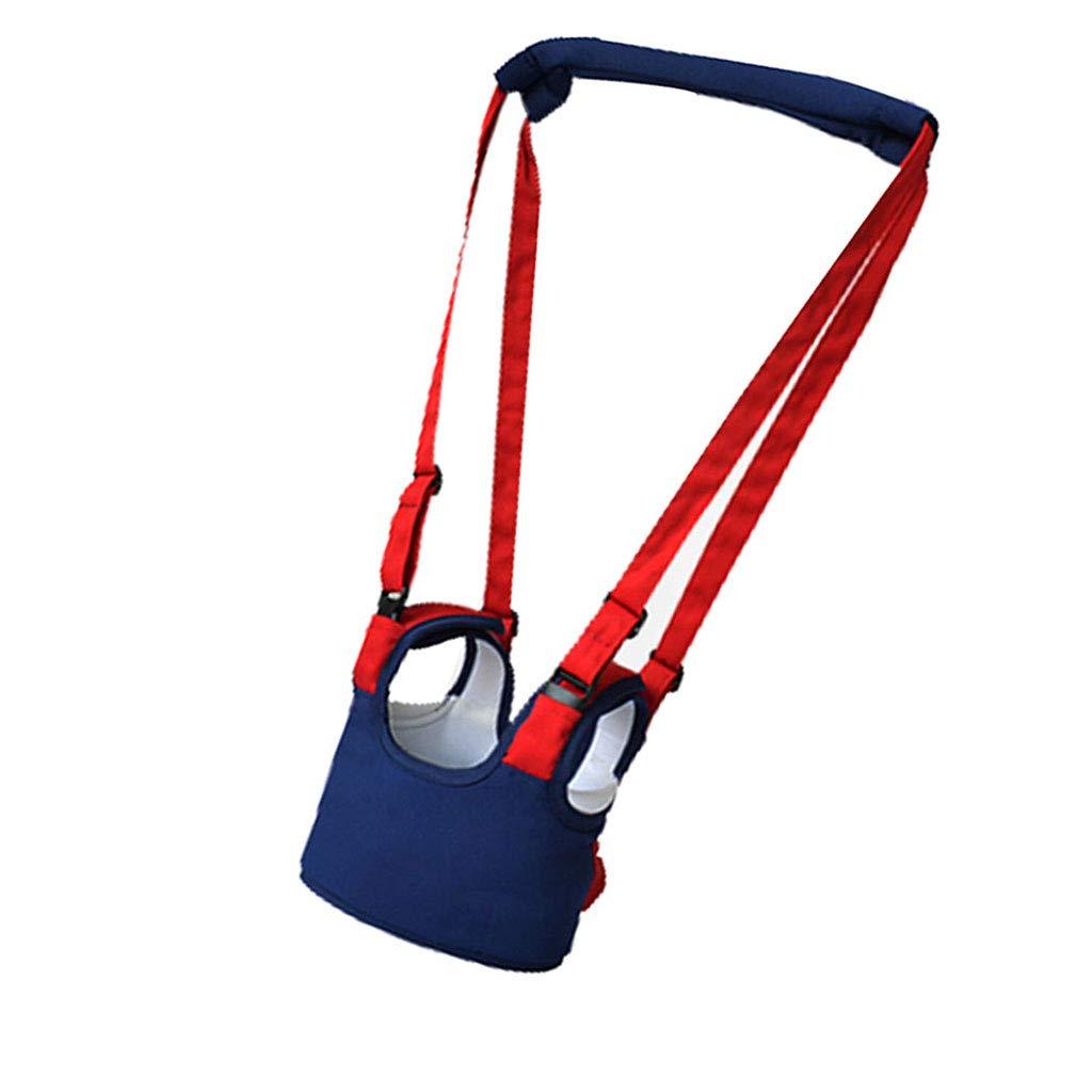 Hh001 Arnés y riendas para bebés Caminar Aprender Alas para Caminar Cinturón de Seguridad Cinturón de protección Cintura de protección Artefacto de Seguridad (Color : Blue, Size : 55CM): Amazon.es: Deportes y
