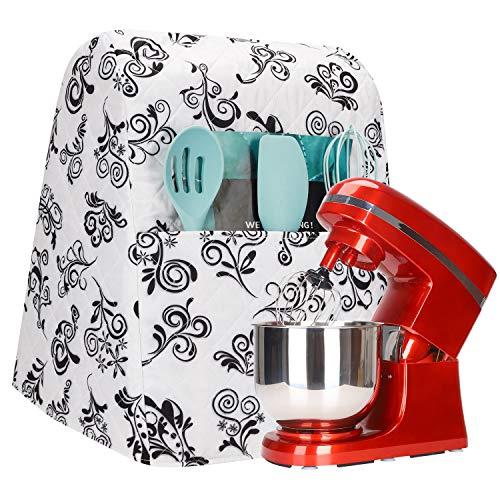 Stand Mixer Cover With Pocket Compatible 4 5 6 Quart Kitchen Aid Mixer Mixer Covers Fits All Tilt Head Bowl Lift Models Kitchen Small Appliance Cover Jjz584 Buy Online In Aruba At Aruba Desertcart Com