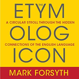 The Etymologicon audiobook cover art
