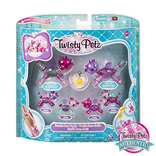 Twisty Petz 6053524 - Familien Set 6er Pack, sortiert