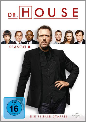Dr. House - Season 8 [Alemania] [DVD]