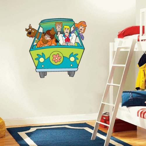 Scooby-Doo Cartoon Wall Decal Sticker 22