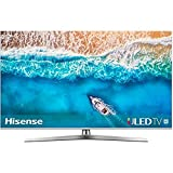 Hisense H55U7B 138 cm (55 Zoll) Fernseher (4K Ultra HD, HDR, Dolby Vision, Triple Tuner, Smart-TV,...