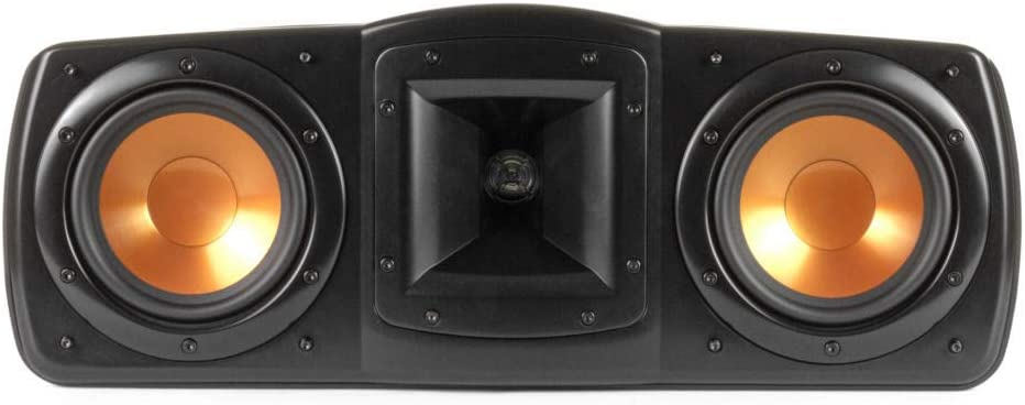 Klipsch Synergy Black Max 42% OFF Cheap Label C-200 Center Channel Speaker Cry for