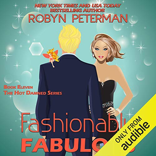Fashionably Fabulous audiobook cover art