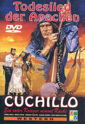 Cuchillo - Todeslied der Apachen [Alemania] [DVD]