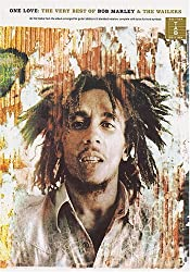 Partition : Marley Bob One Love The Best Of Guit. Tab