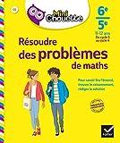 Mini Chouette Résoudre des problèmes de maths 6e/ 5e - Cahier de soutien en maths (cycle 3 vers cycle 4)