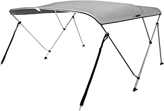 VIVOHOME Bimini Top Boat Cover Canopy Shade