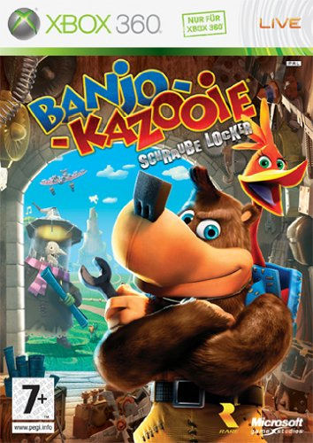 Banjo Kazooie: Schraube locker