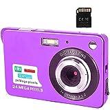 Best Pocket Digital Cameras - Digital Camera,2.4 Inch FHD Pocket Cameras Rechargeable 24MP Review