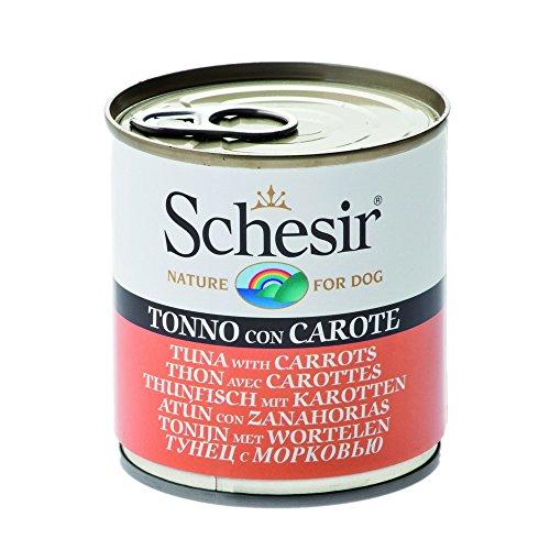 Schesir Chien - Thon et carottes