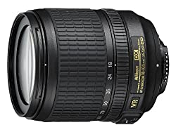 Nikon AF-S DX NIKKOR 18-105mm f/3.5-5.6G ED Vibration Reduction Zoom Lens with Auto Focus