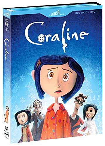 Coraline -LAIKA Studios Edition [Blu-ray + DVD]