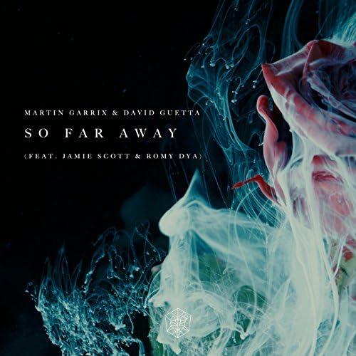 Martin Garrix & David Guetta feat. Jamie Scott & Romy Dya